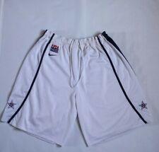 USA Olympic Basketball Team Nike Shorts Size L