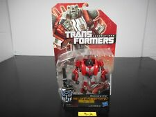 NEW & SEALED!! TRANSFORMERS GENERATIONS FALL OF CYBERTRON SIDESWIPE FOC 2012 9-2