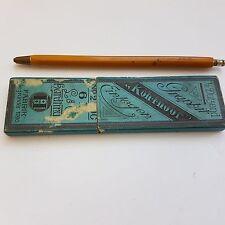 KOH-I-NOOR HARDTMUTH  6B Graphite Leads  &  Mechanical Pencil