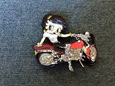 Betty Boop Metal Buckle