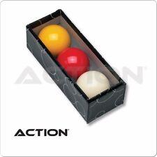 Action Carom Set - 3 Cushion Billiards - Carambola - Belgian Game - Brand New