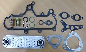 Land Rover Discovery TD5 Engine Oil Cooler Repair Kit, Full Kit - PBC500230KIT