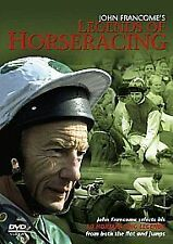 Legends Of Horseracing With John Francome DVD Equestrian Sport
