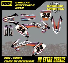 KTM SX 50 65 Motocross Graphics Kit Sticker Kit Decals PURPLE ktm sx 50 sx 65