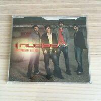 Il Nucleo - Non Spegnere La Luce - CD Single PROMO - 2005 Sony - near mint