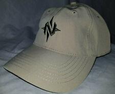 043dd085357bf Nomad Low Country Khaki Navigator Logo Snapback Hunting Hat Cap NWT