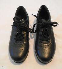 Walking Cradles SA Comfort Time Black Oxford Shoes, Size 7M