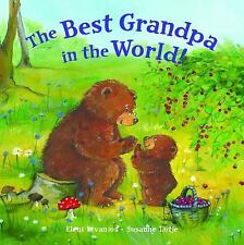 Best Grandpa in the World! by Eleni Zabini (2015, Board Book)