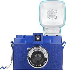 Diana F+ & Flash True Blue Edition + 1 pellicule / film roll (port FR 0€)