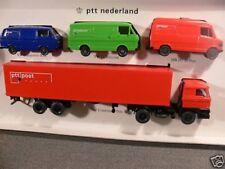 1/87 Wiking DAF + T3 + LT + MB 207 PTT Nederland 997 01