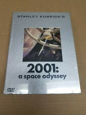 2001: A Space Odyssey (Dvd) 2-Disc Classic Collection Box Set w Senitype New