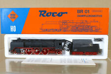 ROCO 041219C DR BLACK 4-6-2 CLASS BR 01 DAMPFLOKOMOTIVE LOCO MINT BOXED ng