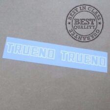 AE86 TRUENO SET MOULDING VISOR, decal, sticker, jdm, vinyl