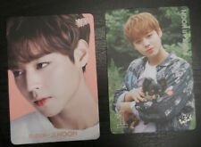 Wanna One YES! Magazine Official Photocard Set(Unofficial) JiHoon only