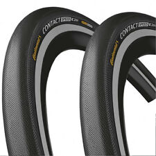 2x Continental Reifen Contact Speed E-25 Draht Reflex 28x1,4 37-622 700x35C sz