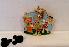 Disney WDW Where Dreams HapPin - Kermit the Mouse & Friends Muppets LE Pin