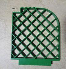 Lego Belville 6166 Wall Lattice Treillis Mural Green Vert 12x1x12 5870 MOC