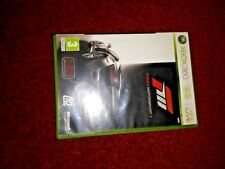 Forza Motorsport 3 xbox 360 box instructions and both disks