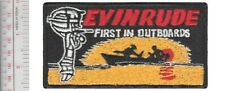 Vintage Outboard Motors Evinrude Outboard USA Dealers & Employees Patch