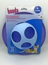 "CAT Kitten  Large ""Hunt-a-Treat"" Toy Feeding Bowl  2-in-1 Puzzle  NEW"
