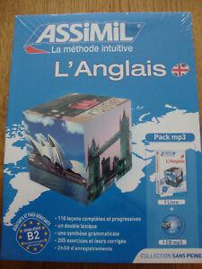 Assimil Perfectionnement Anglais (Niveau : Avancé) + 1 CD MP3