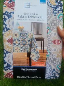 NEW MAINSTAY DESIGNED TABLECLOTH-Fshelf