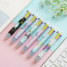 Magical Unicorn Multi Color Ballpoint Pen 8 Color Pen