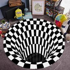 Optisch 3D Teppich Teppiche für Wohnzimmer Arbeitszimmer Schlafzimmer Matte RT