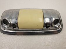OEM Jeep Grand Wagoneer Front Chrome Dome Light Twin Map Light Lamp