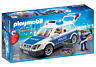 Playmobil  6920 COCHE POLICIA CON LUCES Y SONIDO - SQUAD CAR WITH LIGHTS & SOUND