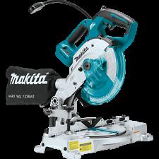 "Makita XSL05Z-R 18V Brushless 6 a 1/2"" Compacto Doble ‑ Bisel Comp Ingletadora Con Láser"