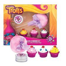 Trolls Lip Gloss & Shimmer Set Gift Set