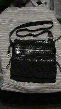 Brighton Black Messenger / Cross Body Shoulder Bag - #E588996