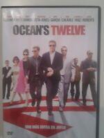Dvd ocean`s twelve