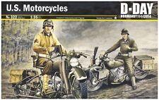 ITALERI 322  US MOTORCYCLES 1/35