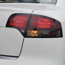 For Audi A4 B7 2005-2008 LED Tail Light Rear lamp dark red Taillight