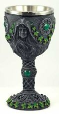 GREAT GIFT Triple Goddess Hecate Chalice Goblet Wicca Pagan