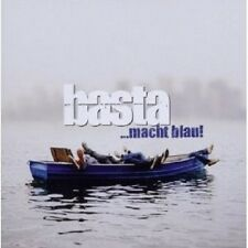 """BASTA """"BASTA MACHT BLAU"""" CD NEUWARE"""