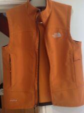 THE NORTH FACE Apex Men's Vest Gilet in Orange size S