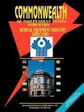 NIS Medical Equipment Industry Vol. 16 by Inc. Staff Global Investment and...