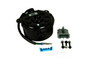 Engine Cooling Fan Motor Kit Right ACDelco GM Original Equipment 15-81058