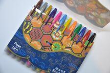 Pentel Brush Sign Pen 12 Color pc's Set