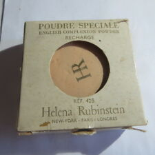 Poudre spéciale Etrusque « Helena Rubinstein » English complexion powder recharg