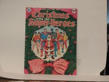 Limited Ed. presents Christmas with the Superheroes  1975