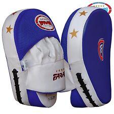 Farabi Focus Pads Boxing MMA Muay Thai Martial Arts Hook & Jab Punch Pads MMA