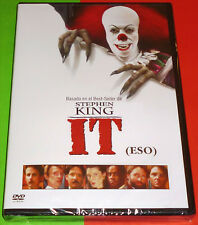 IT Stephen King / ESO English Deutsch Español DVD R2 Precintada