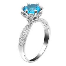 Romantisch B2792r Journey Ring Mit 3 Zirkonia Kristallen Lila Sterling Silber 925 Uhren & Schmuck