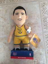"KLAY THOMPSON NBA Golden State Warriors Bleacher Creatures 10"" Plush Doll Yellow"