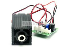 808nm 300mw Focusable Infrared IR Laser Diode Line Module 12V+ TTL+ Fan Cooling