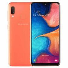 Samsung Galaxy A20e 32GB 5,8 Zoll Smartphone Coral Dual-Sim Android 9.0
